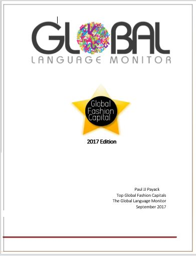 1 000 000th English Word Announced The Global Language Monitor